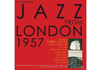VARIOUS - Jazz From London 1957 - (CD)