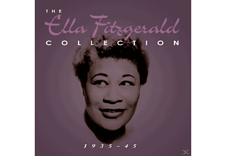 Ella Fitzgerald - The Ella Fitzgerald Collection 1935-45 - (CD)