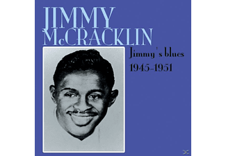 Jimmy McCracklin - Jimmy's Blues - (CD)