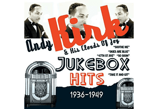 Andy & His Clouds Of Joy Kirk - Jukebox Hits (1936-49) - (CD)