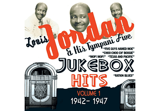 Louis Jordan, His Tympani Five - Jukebox Hits 1942-47 - (CD)