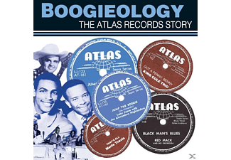 VARIOUS - Boogiology: The Atlas Story - (CD)