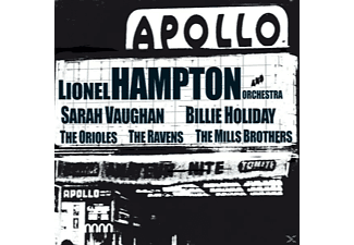 VARIOUS - The Apollo Theatre - (CD)