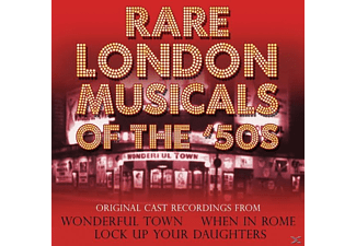 VARIOUS - Rare London Musicals Of The '50s - (CD)