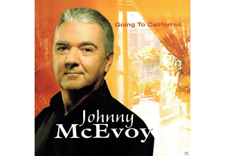 Johnny Mcevoy - Going To California - (CD)