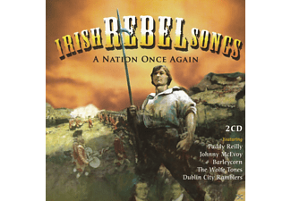 VARIOUS - Irish Rebel Songs - (CD)