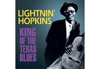 Lightnin' Hopkins - King Of The Texas Blues - (CD)