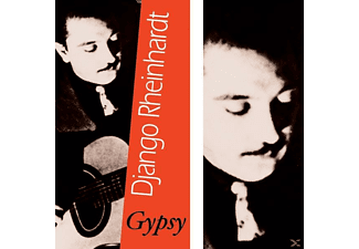 Django Reinhardt - Gypsy - (CD)