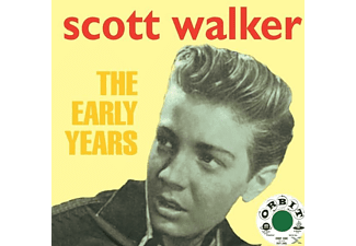 Scott Walker - The Early Years - (CD)