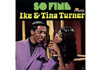 Tina Turner - So Fine - (CD)