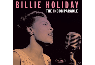 Billie Holiday - The Incomparable Vol.2 - (CD)