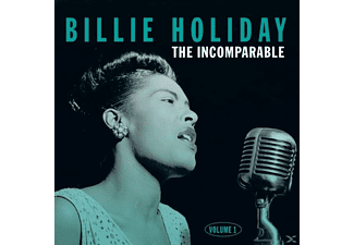 Billie Holiday - The Incomparable Vol.1 - (CD)