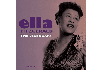 Ella Fitzgerald - The Legendary Vol.3 - (CD)