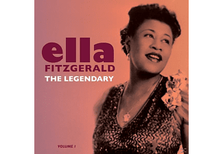 Ella Fitzgerald - The Legendary Vol.1 - (CD)