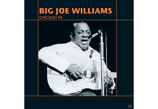 Big Joe Williams - Live Chicago '63 - (CD)