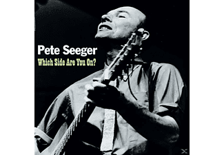 Pete Seeger - Which Side Are You On? - (CD)