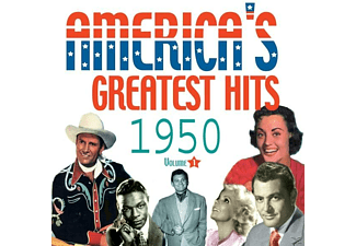 VARIOUS - America's Greatest Hits Vol.1-1950 - (CD)