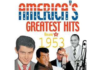 VARIOUS - America's Greatest Hits 1953 - (CD)