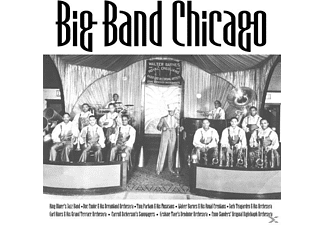 VARIOUS - Big Band Chicago - (CD)