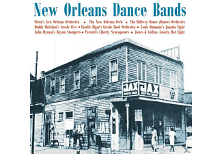 VARIOUS - New Orleans Dance Bands - (CD)