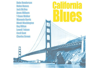 VARIOUS - California Blues - (CD)