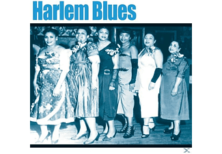 VARIOUS - Harlem Blues - (CD)