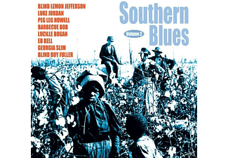 VARIOUS - Southern Blues Vol.2 - (CD)