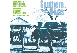 VARIOUS - Southern Blues Vol.1 - (CD)