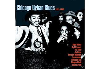 VARIOUS - Chicago Urban Blues 1923-1945 - (CD)