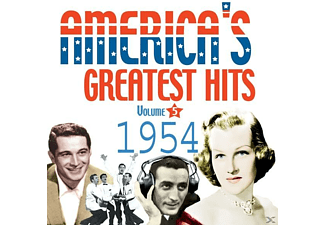 VARIOUS - America's Greatest Hits 1954 - (CD)