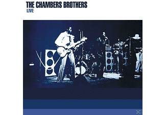 The Chambers Brothers - Live - (CD)