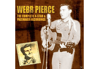Webb Pierce - Complete 4 Star & Pacemaker Recordings - (CD)