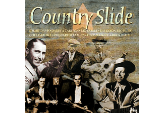 VARIOUS - Country Slide - (CD)