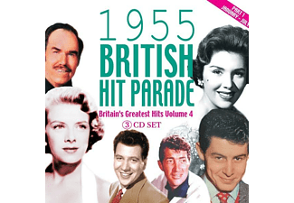 VARIOUS - The 1955 British Hit Parade Part 1 - (CD)