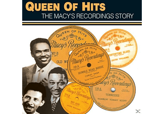 VARIOUS - Queen Of Hits - The Macy's Recordings Story - (CD)