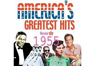 VARIOUS - America's Greatest Hits Vol.6-1955 - (CD)
