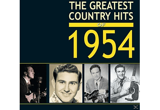 VARIOUS - Greatest Country Hits Of 1954 - (CD)