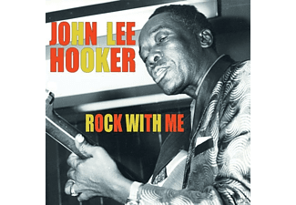 John Lee Hooker - Rock With Me - (CD)