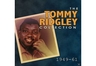 Tommy Ridgley - The Tommy Ridgley Collection (1949-61) - (CD)
