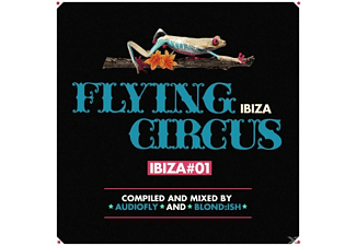 Various/Audiofly/BLOND:ISH - Flying Circus-Ibiza #1 - (CD)