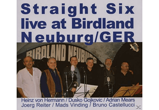 Straight Six - LIVE AT THE BIRDLAND, GERMANY - (CD)