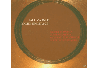ZAUNER PAUL FEAT. HENDERS, Eddie Paul Zauner Ensemble Feat.henderson - Association - (CD)
