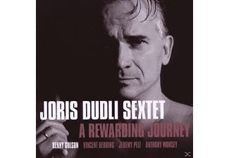 Joris Sextet Dudli - A Rewarding Journey - (CD)