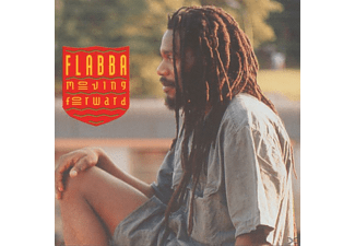 Flabba - Moving Forward - (CD)