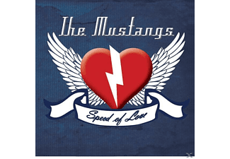 The Mustangs - Speed Of Love - (CD)