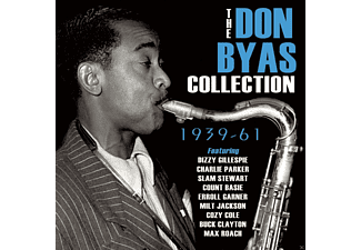 VARIOUS - The Don Byas Collection 1938 - 61 - (CD)