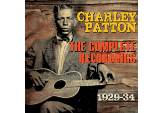 Charley Patton - The Complete Recordings 1929-34 - (CD)