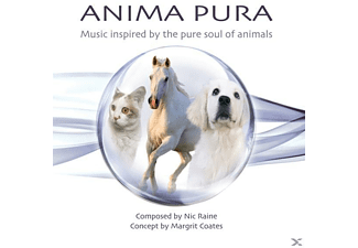 Raine,Nic/Coates,Margrit - Anima Pura - (CD)
