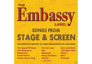Tubby Hayes - The Embassy Label-Songs From Stage & Screen - (CD)