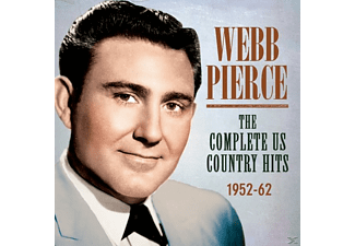 Webb Pierce - The Complete US Country Hits 1952-62 - (CD)